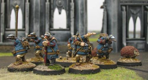 Royalist: Company Command Team
