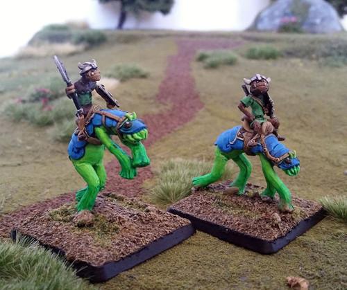 Vidaar: Cavalry