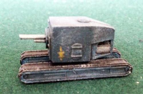 Crusader: Baeliog Armored Tractor 6mm