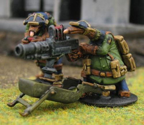 Crusader: Heavy Shotgun Team