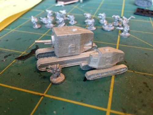 Crusader: 6mm Armies