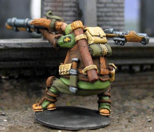 Crusader: M.Yawdryl Vilmekh  (Sniper)