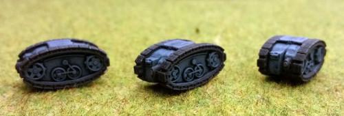 Royalist: Chyweethl Light Tractor 6mm
