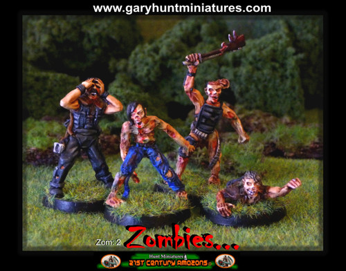 21st: Zombies