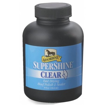 Hoof Polish - Clear