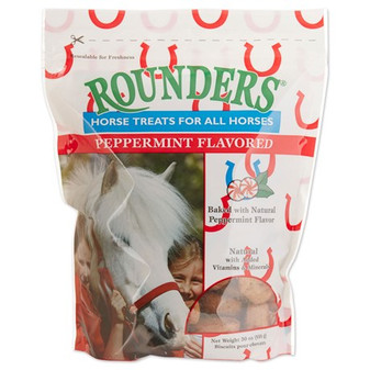 Rounders Horse Treats Peppermint