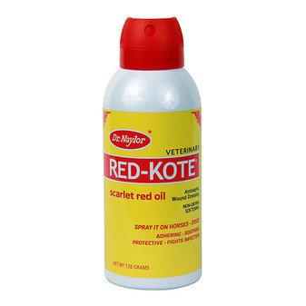 Red-Kote Scarlet Red Oil Antiseptic Wound Dressing