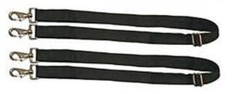 Double Snap Replacement Blanket Leg Straps.