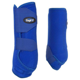 Tough-1  Extreme Vented Sport Boots, Front- LARGE