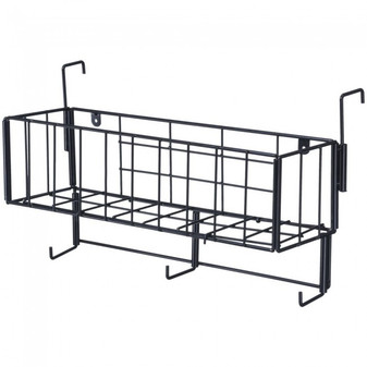 Portable Collapsible Stall Basket
