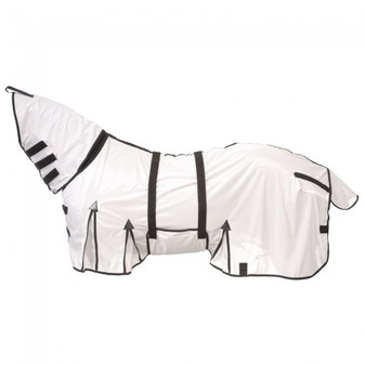 """Tough-1 Deluxe Contour Fly Scrim with Neck Cover- 78"""""""