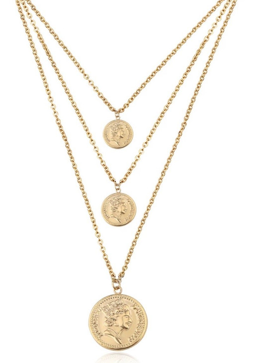 BRACHA - Pesos Necklace