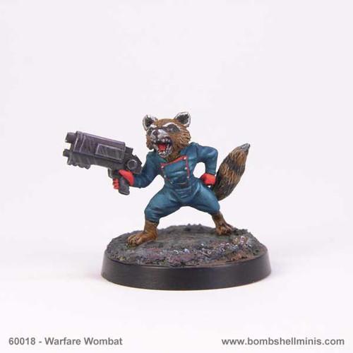 60018 - Warfare Wombat