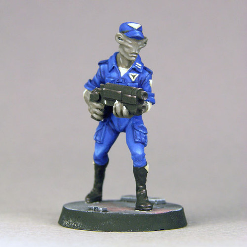 36006 - GDF Security Officer
