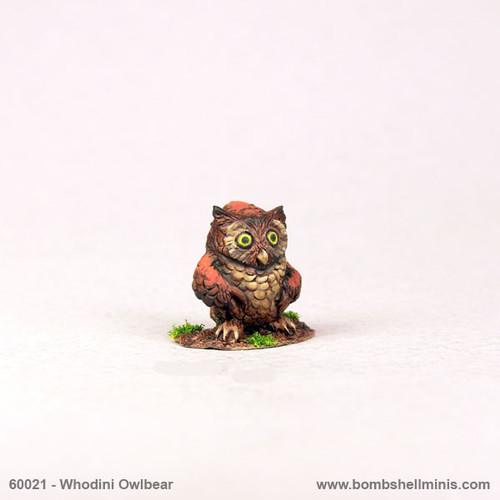 60021 - Whodini Owlbear