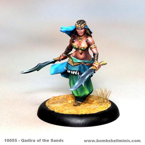 10055 - Qadira of the Sands