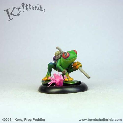 40005 - Kero the Frog