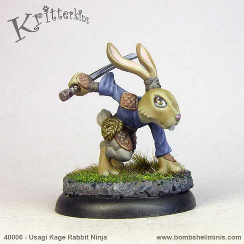 40006 - Usagi Kage, Rabbit Ninja