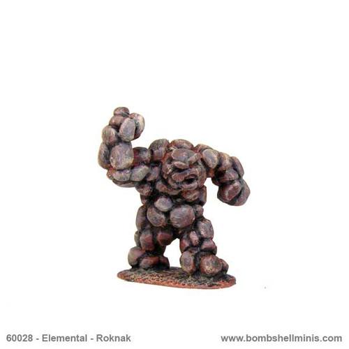 60028 - Elemental - Roknak (earth)