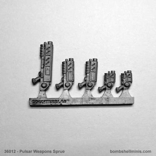 36012 - Pulsar Weapon Sprue