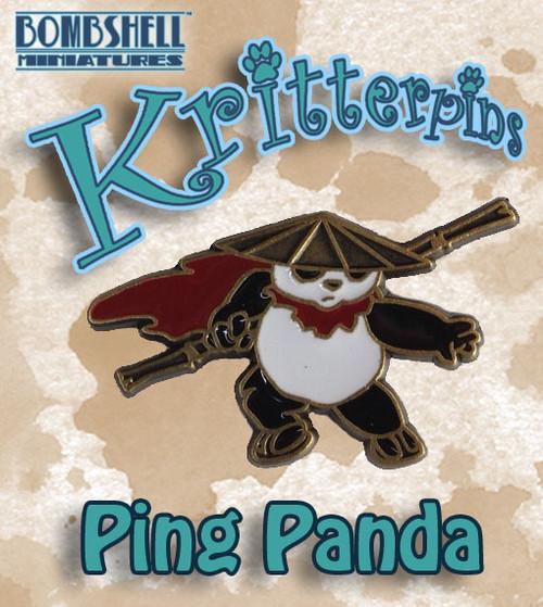 Kritterpin - Ping Panda