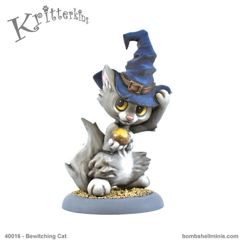 40016 - Bewitching Cat