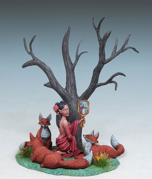 DSM 7681 - True Reflections: Fox Diorama