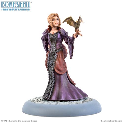 10075 - Carmilla Vampire