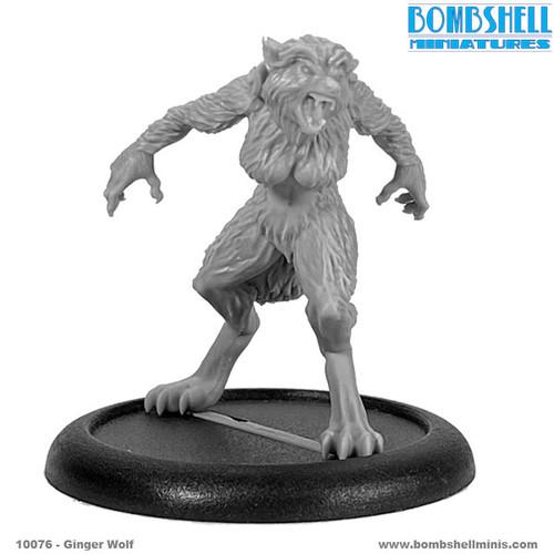 10076 - Ginger Wolf