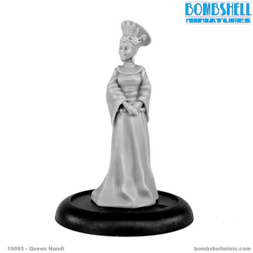 10093 - Queen Nandi