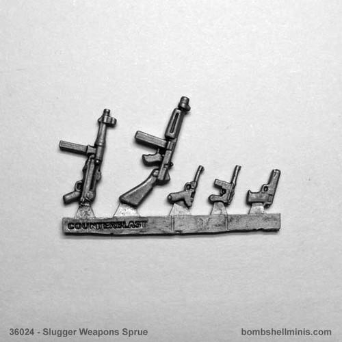 36024 - Slugger Weapon Sprue