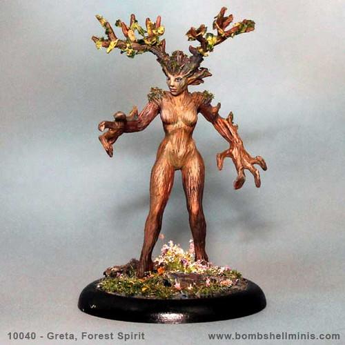 10040 - Greta, Forest Spirit