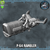P-64 Rambler Rocket Bile - Digital STL Download