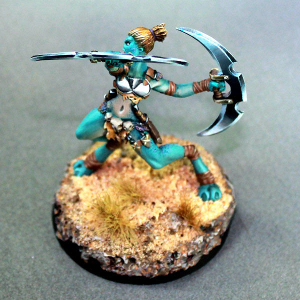 35003 - Counterblast Neiran Scythesister