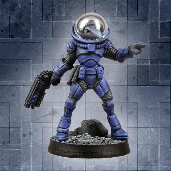 32001 - GDF Commander