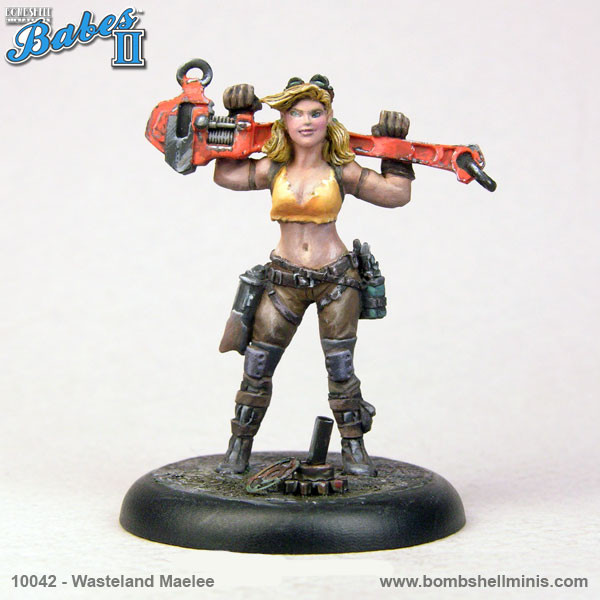 10042 - Wasteland Maelee