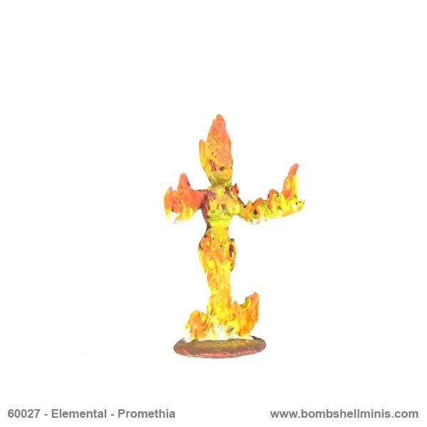 60027 - Elemental - Promethia (fire)
