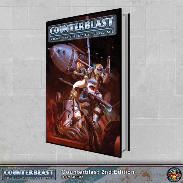 30002 - Counterblast 2nd Edition