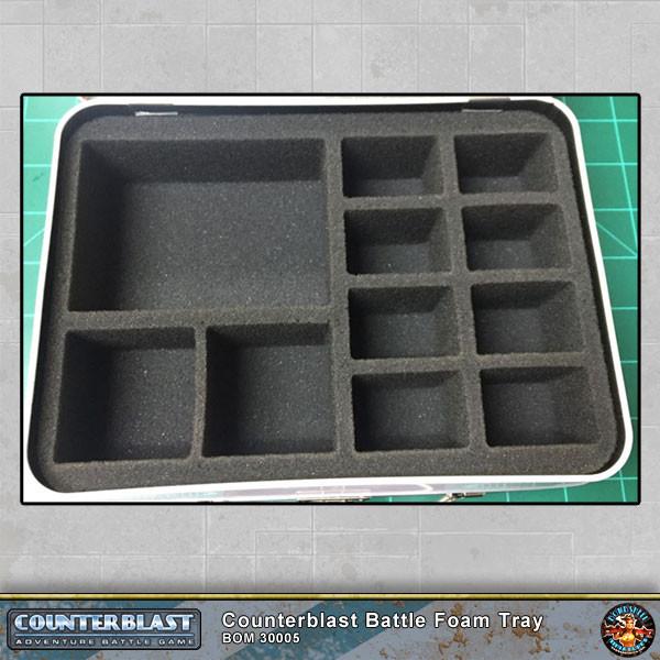 30005 - Counterblast Foam Tray
