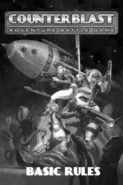 30007 - Counterblast 2nd Edition Quick Rules