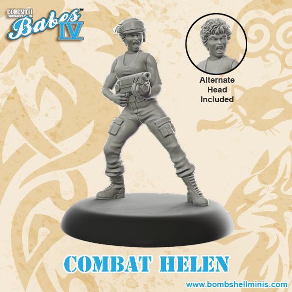 10008 - Combat Helen