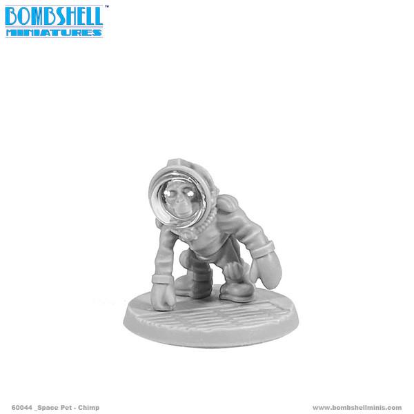 60044 - Space Pet - Chimp