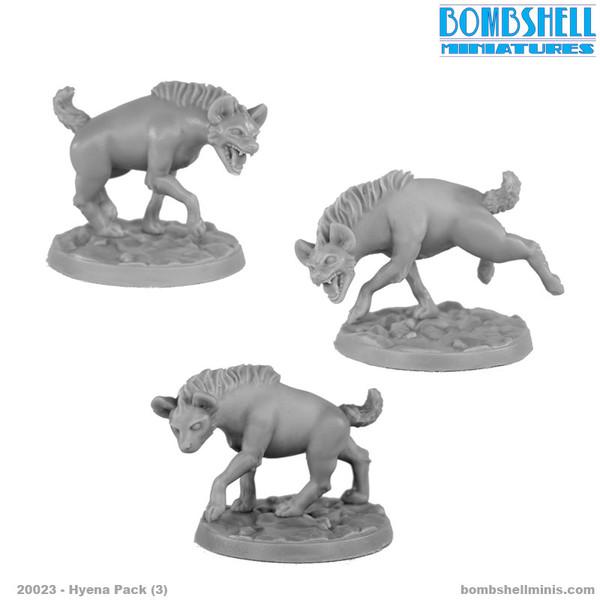 20023 - Hyena Pack (3)