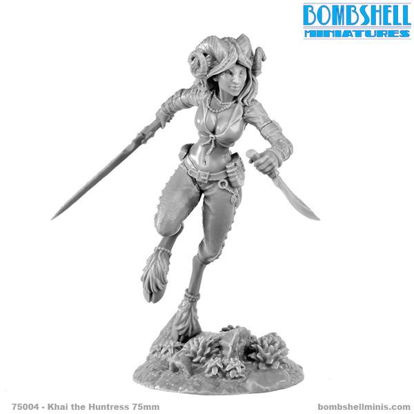 75004 - Khai the Huntress 75