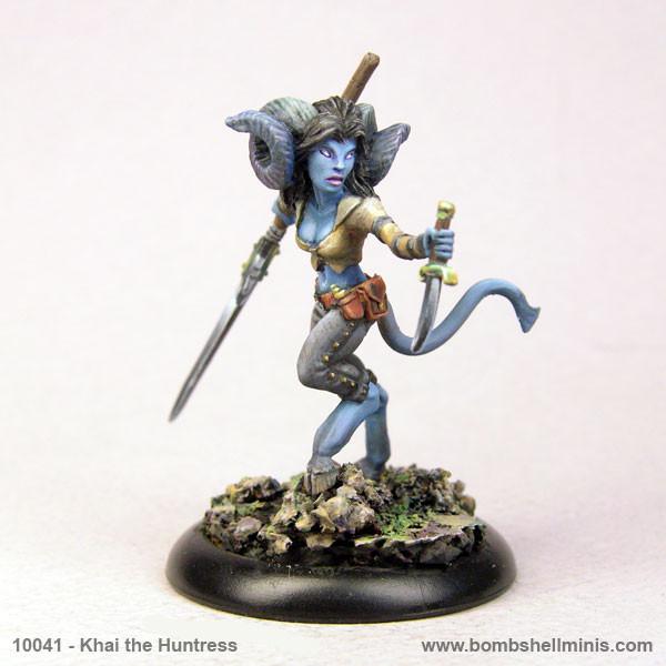 10041 - Khai the Huntress