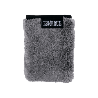 "12"" X 12"" ULTRA-PLUSH MICROFIBER POLISH CLOTH"