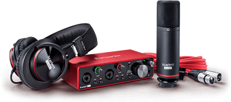 Scarlett 2i2 Studio Bundle