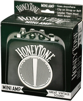 Honeytone Mini Guitar Amp Black