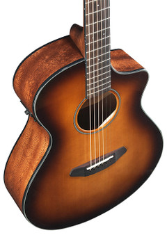 Discovery CE Series Guitars Sitka Spruce - Mahogany Concert CE (Cutout/Electric) Sunburst CC190201434