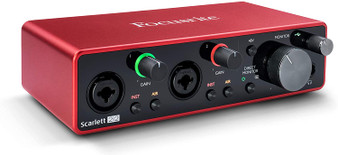 Scarlett 2i2 3rd Gen USB Interface 2x2